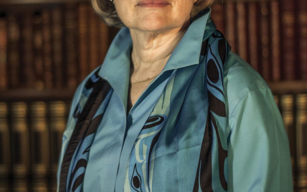 Antropologul Katherine Verdery de la City University of New York primește distincția de Doctor Honoris Causa al Universității din București