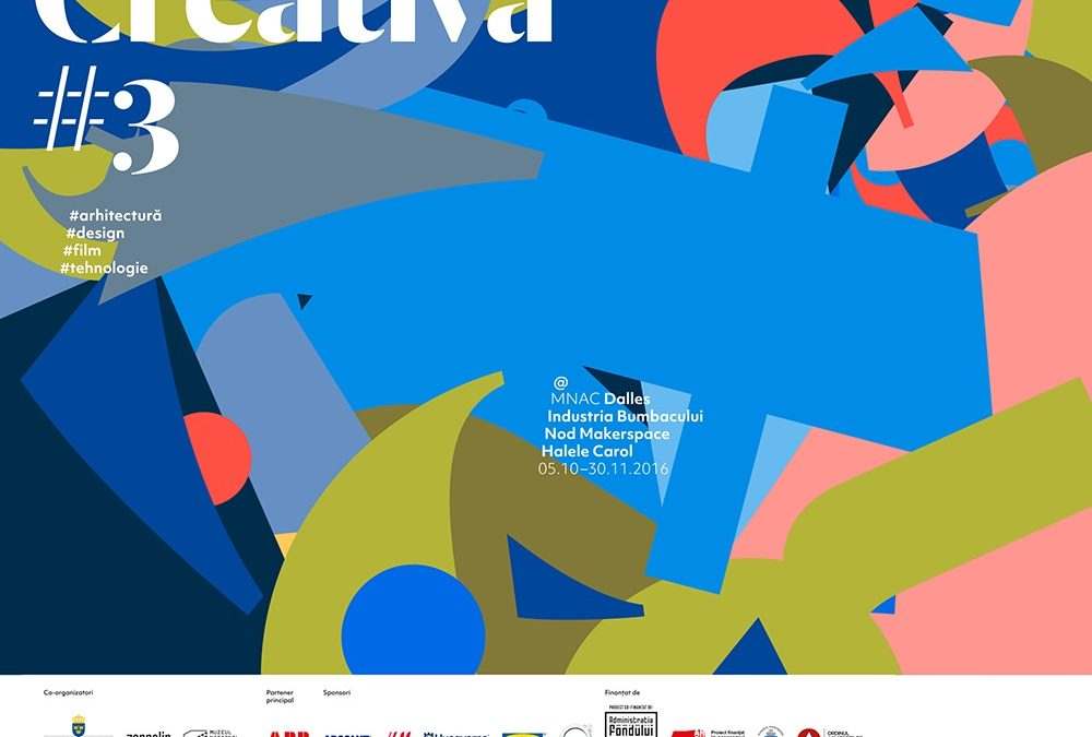 """Ambasada Suediei organizează a III-a ediție a evenimentului """"Suedia Creativă"""""""