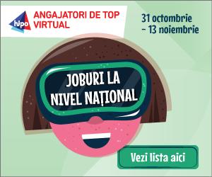 5000 de oportunități de carieră în cadrul târgului Angajatori de Top, ediția virtuală
