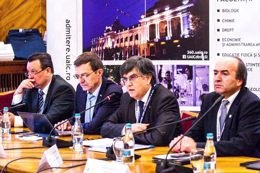 Colaborare mai strânsă între cele mai puternice cinci universități din România