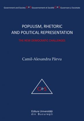 "Camil-Alexandru Pârvu – ""Populism, rhetoric and political representation-the new democratic challenges"""