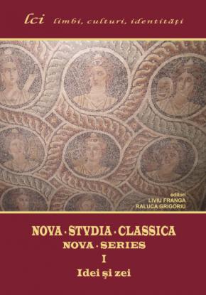 """Lansarea unei serii de cărți de filologie clasică """"Nova Studia Classica, nova series"""" la târgul Gaudeamus"""