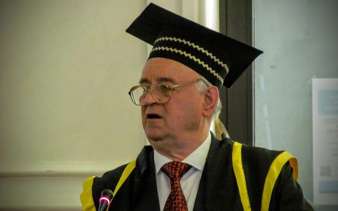 Prof. Dr.  Ion Văduva, la ceas aniversar – contribuții la aplicațiile matematicii și informaticii