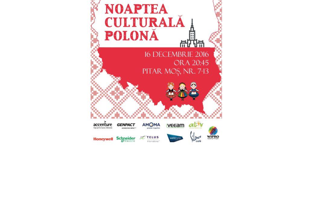 Noaptea Culturală Polonă