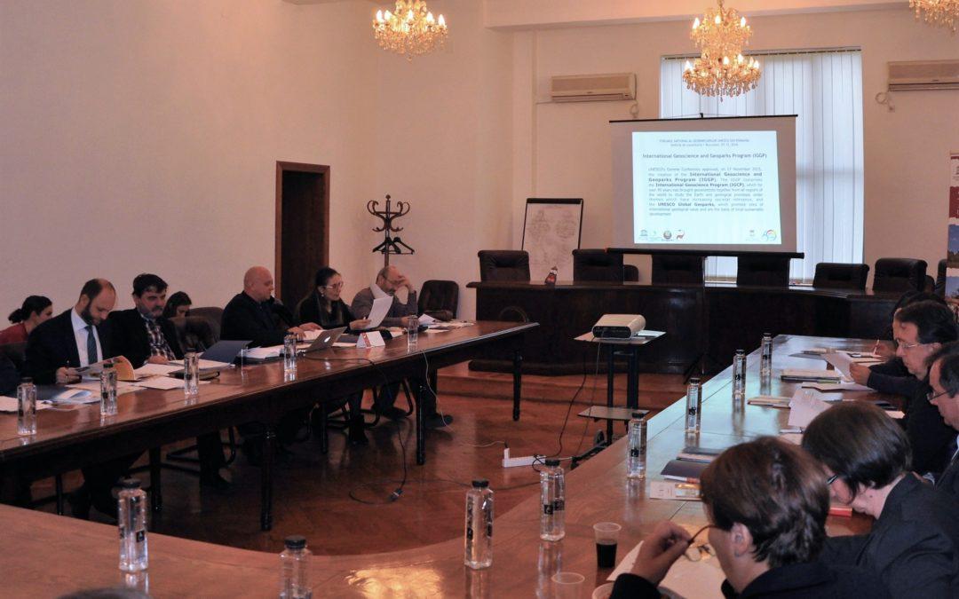 A luat ființă Forumul Național al Geoparcurilor UNESCO, un organism care sprijină geoparcurile internaționale din România