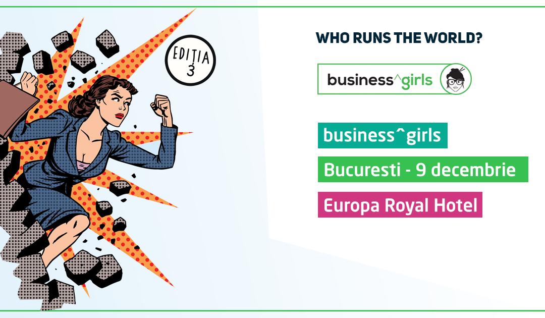 Evenimentul Business^Girls a ajuns la cea de-a 3-a ediție