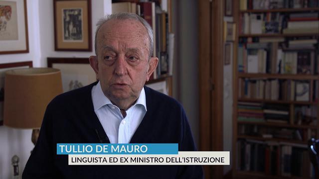 In memoriam Tullio De Mauro