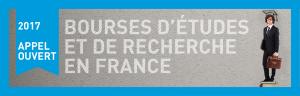 Programul de burse al Guvernului Francez la nivel de master și doctorat 2017-2018 – apel la candidaturi