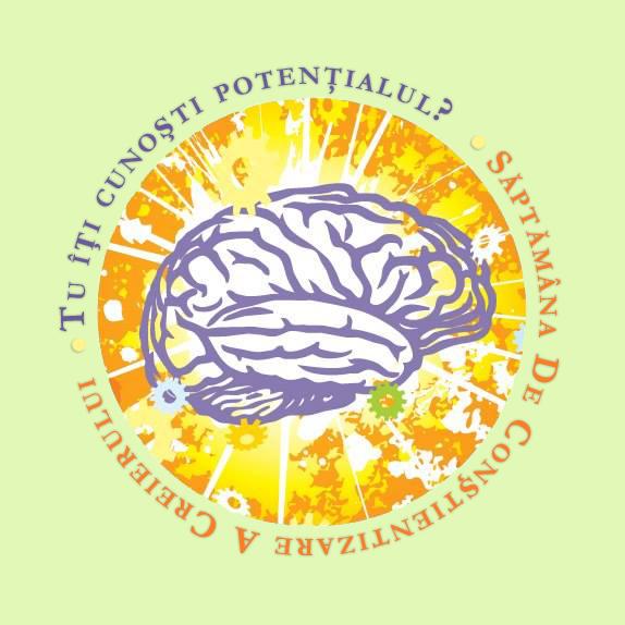 """A treia ediție a evenimentului ,,Săptămâna de Conștientizare a Creierului"""" la Facultatea de Psihologie şi Ştiinţele Educaţiei"""
