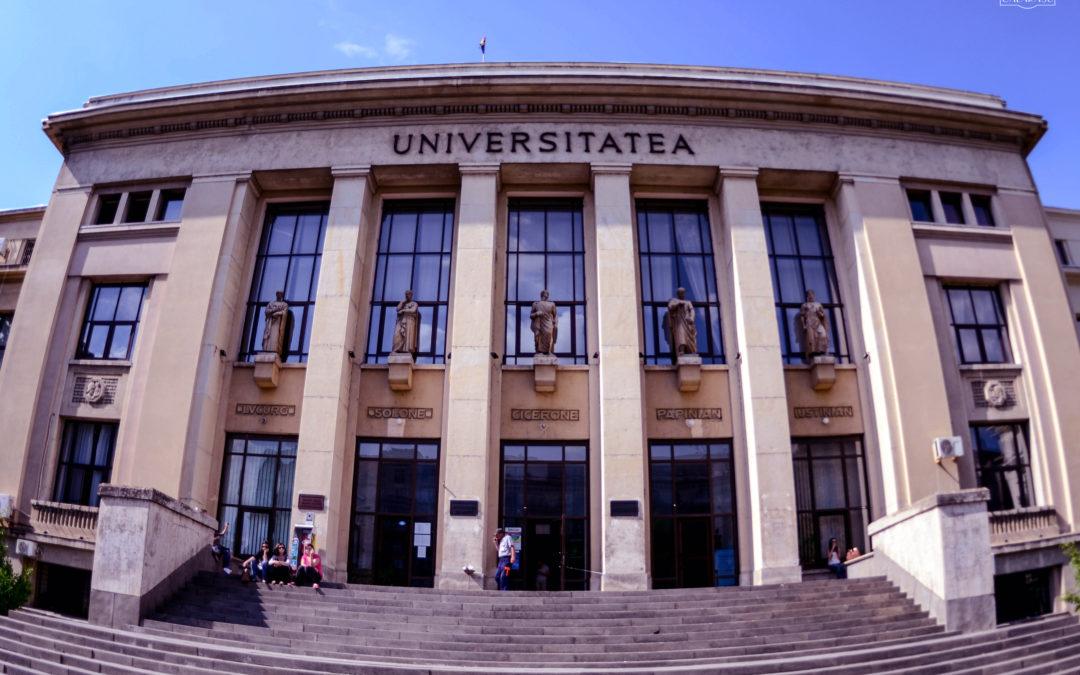 Bursele pentru studenții și doctoranzii Universității din București