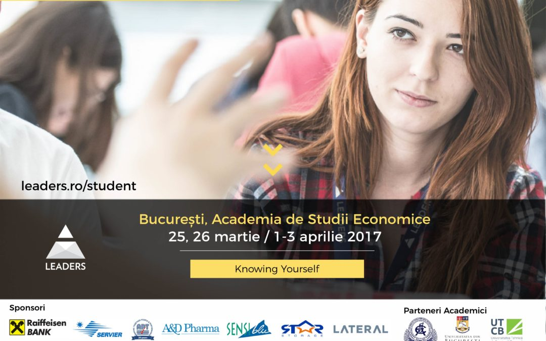 Fundația LEADERS lansează în universități programul gratuit LEADERS Explore