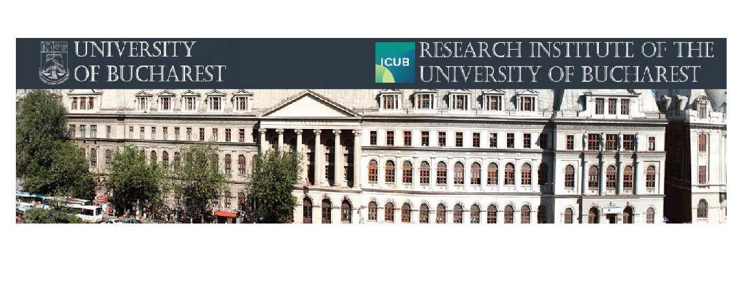 Lansarea canalului de Youtube al Institutului de Cercetări al Universității din București