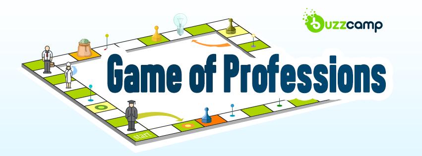 """A game of professions"", tema celei de-a17-a ediții BuzzCamp"