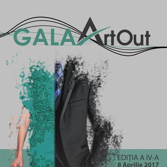 Gala Art Out revine la Universitatea din București
