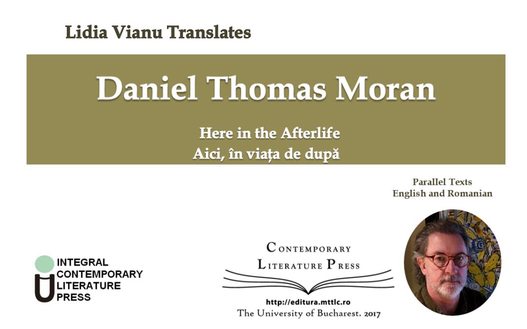 "Lidia Vianu Translates ""Daniel Thomas Moran"" publicat la Contemporary Literature Press"