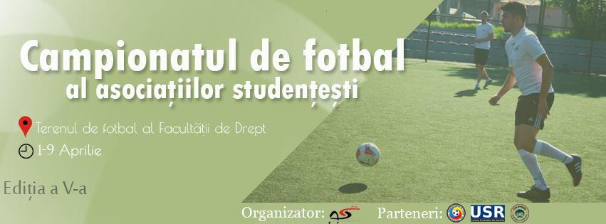 Campionatul de fotbal al asociațiilor studențești din Universitatea din București