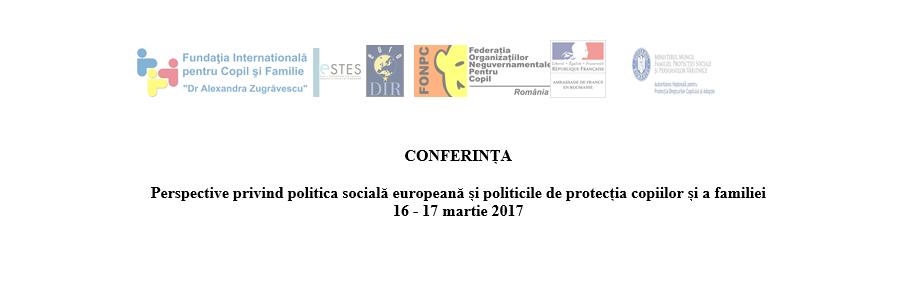 """Seminar cu tema ,,Franța-România – perspective privind politica socială europeană și politicile de protecție a copiilor și a familiei"""" la Facultatea de Sociologie și Asistență Socială"""