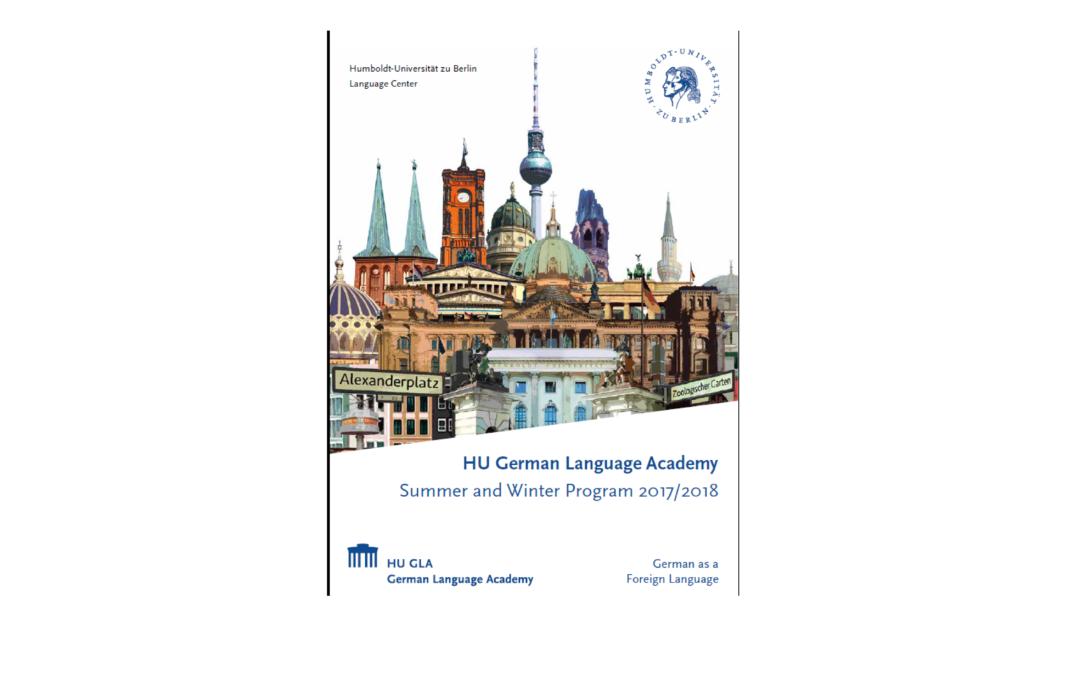 Cursuri de vară de limba germană la Humboldt-Universität zu Berlin