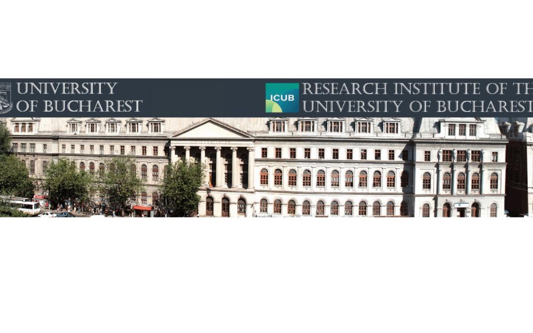 """Seminarul """"Deciding and explaining – U.S. foreign policy decision making and framing"""" la Secțiunea de Științe Sociale a Institutului de Cercetare al Universității din București"""
