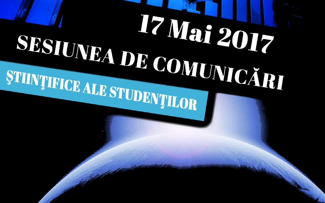 Sesiunea de comunicări ştiinţifice ale studenţilor de la Facultatea de Administrație și Afaceri – apel la contribuții