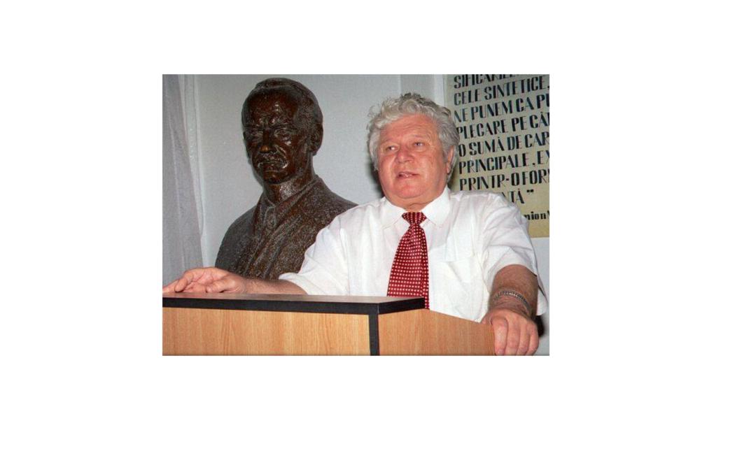 In memoriam Prof. univ. dr. Mihai Ielenicz