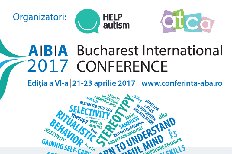 Facultatea de Psihologie și Științele Educației organizează cea de-a VI-a ediție a Conferinței Internaționale ABA – Analiză comportamentală aplicată