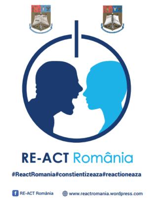 """Conferința """"RE-ACT România: Ai forța să reacționezi!"""" la Universitatea din București"""