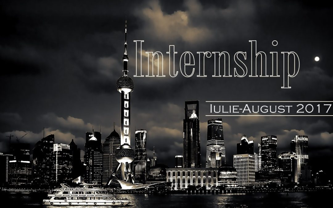 Program de internship la Romanian Institute for the Study of the Asia-Pacific