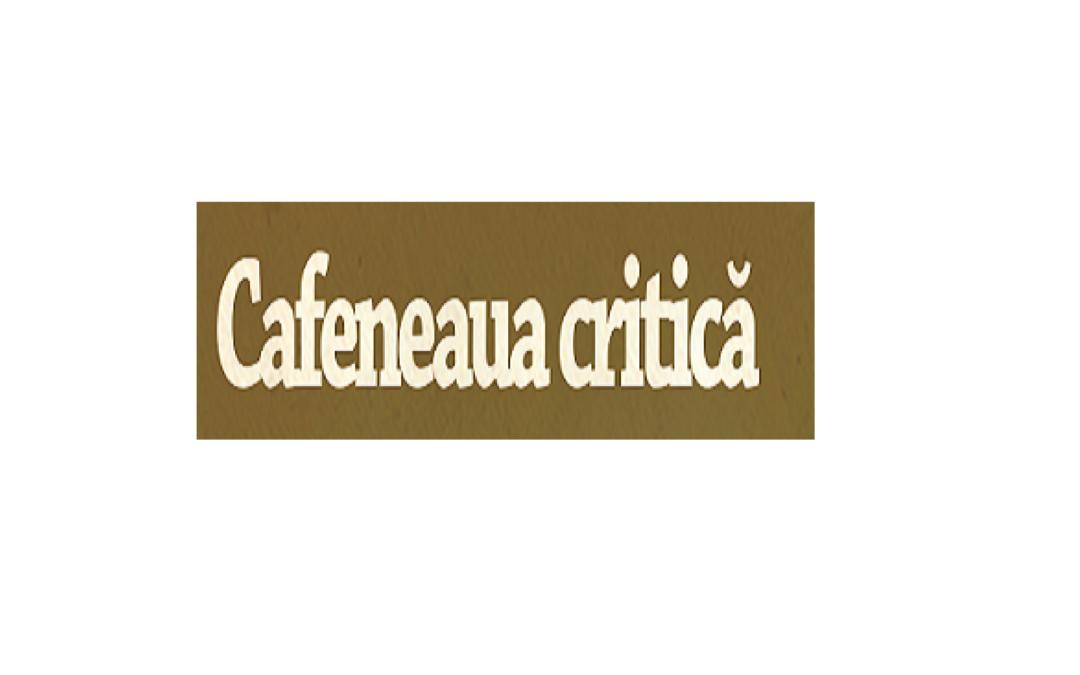Mariana Celac la Cafeneaua critică