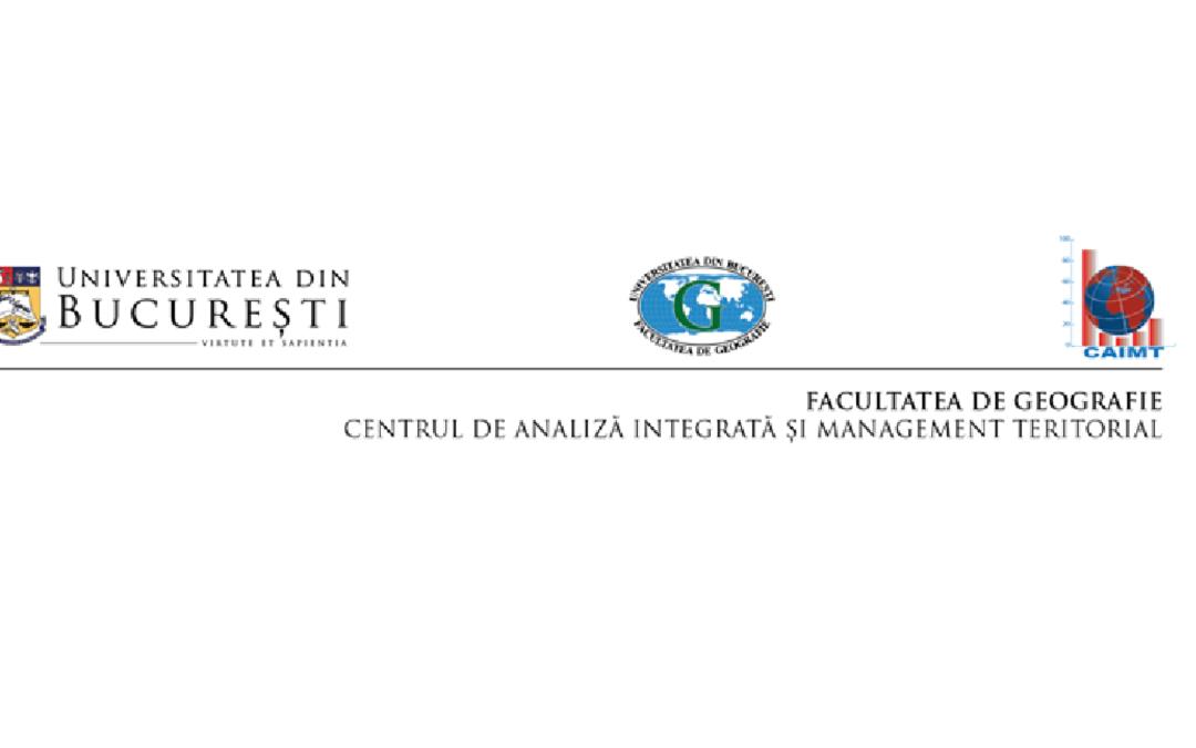 Profesori ai Centrului de Analiză Integrată și Management Teritorial din cadrul Facultății de Geografie au participat la Conferința Internațională de Management