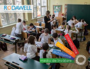 """Prima conferință a Proiectului """"RodaWell""""  organizată la Facultatea de Psihologie și Științele Educației"""