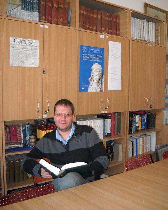 In memoriam lect. univ. dr. Cezar Tabarcea