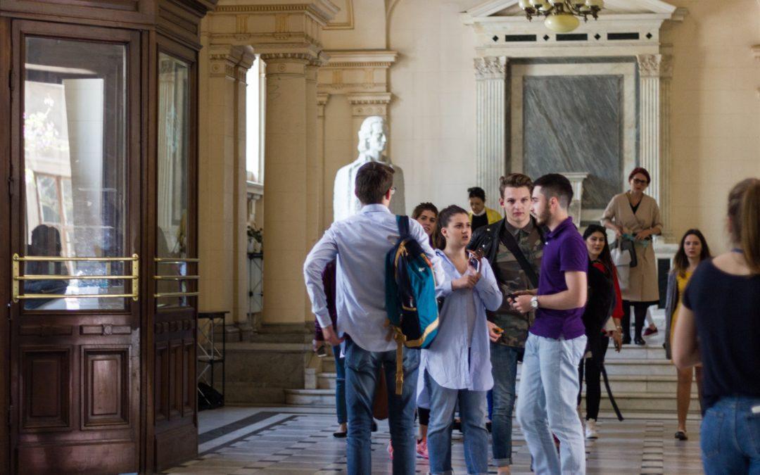 Consiliul pentru Probleme Studențești,  un nou for consultativ în cadrul Universității din București