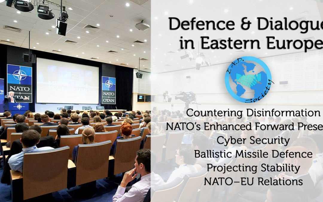 "Apel la candidaturi pentru proiectul internațional ""Defence and Dialogue in Eastern Europe"", organizat de US Embassy și NATO"