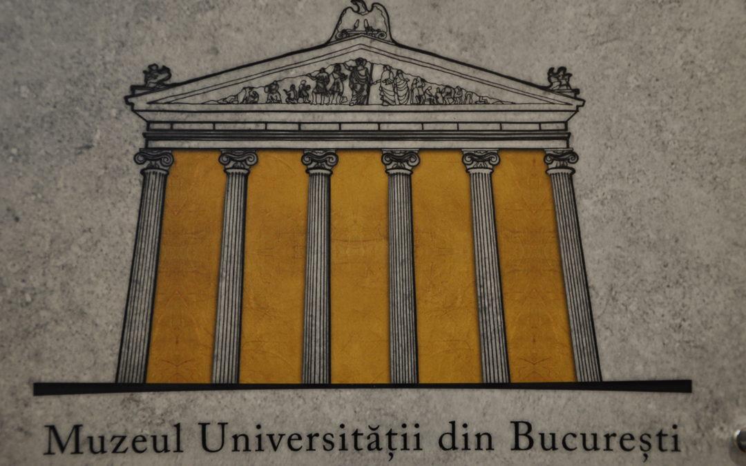 50 de ani de la înființarea Muzeului Universității din București