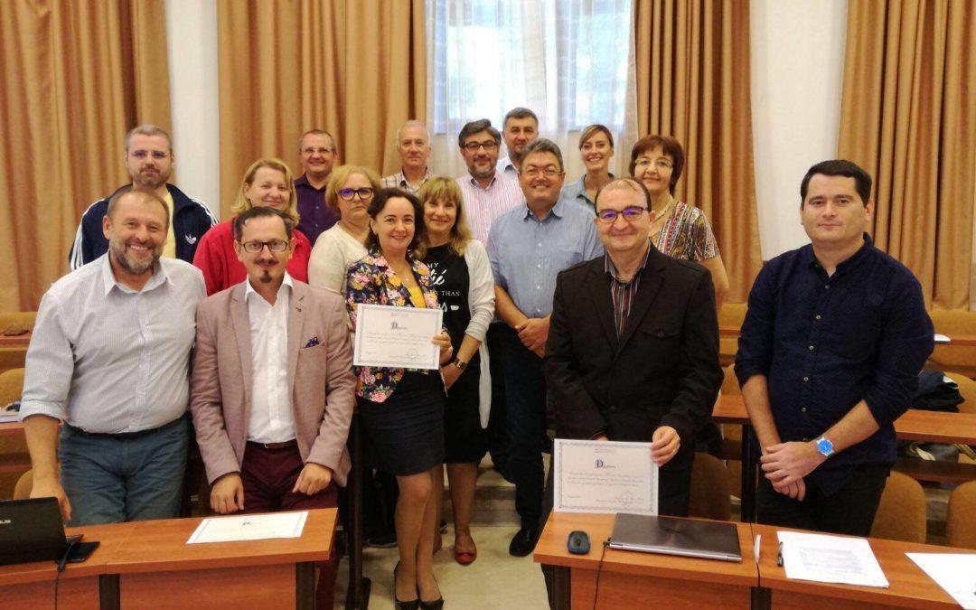 Îmbunătățirea managementului academic, o prioritate pentru reprezentanții Universității din București