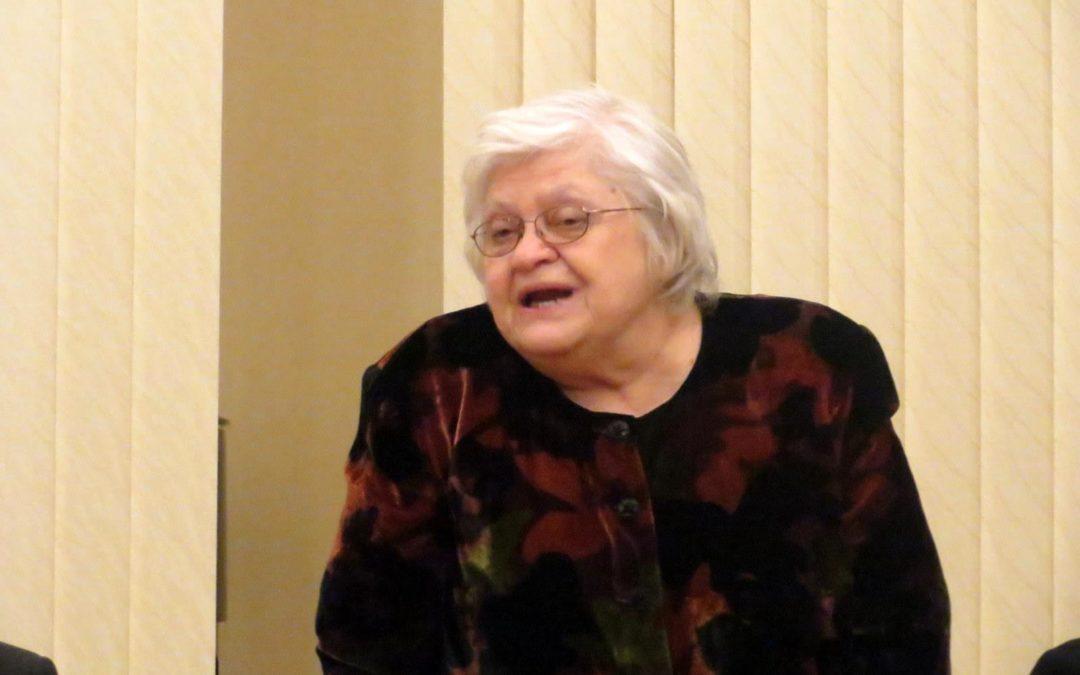 In memoriam Zoe Petre