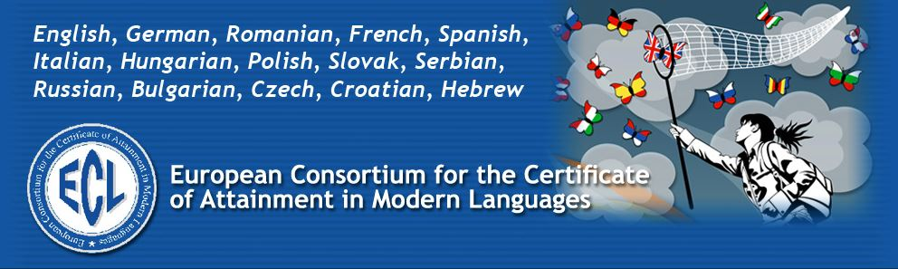 Centrul de Limbi Străine al Universităţii din Bucureşti organizează examene ECL pentru elevii de liceu