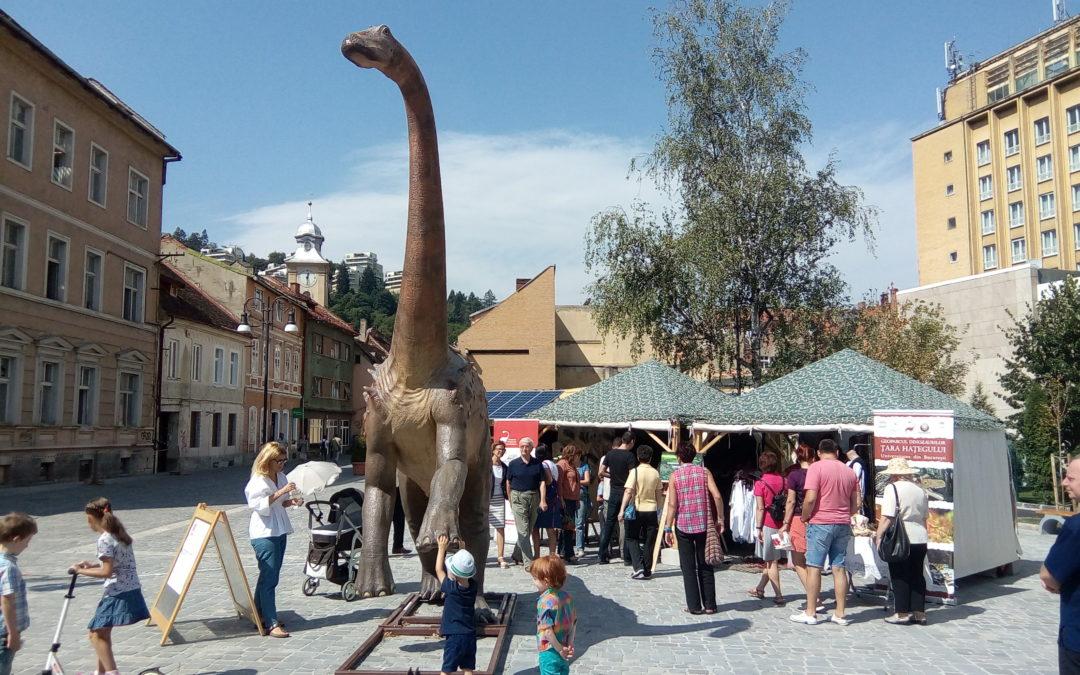 Geoparcul Dinozaurilor Țara Hațegului, model de bune practici la nivel național și internațional