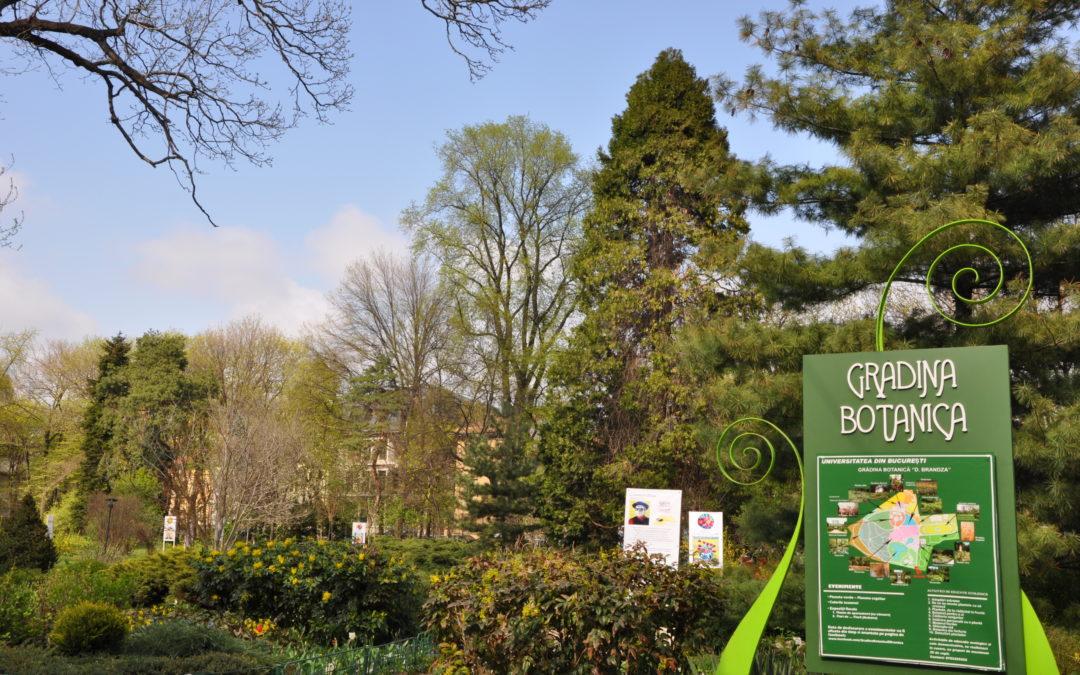 """Cea de-a XXIII-a ediţie a sesiunii de comunicări știinţifice """"Dimitrie Brândză"""" la Grădina Botanică a Universității din București"""