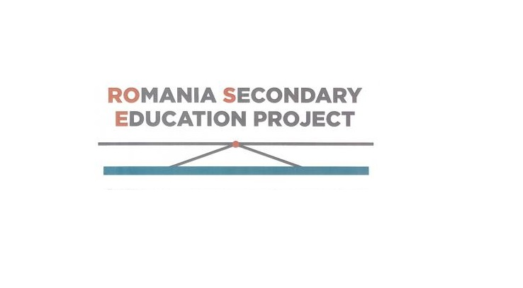 "Apel la candidaturi pentru ""Romania Secondary Education Project"" (ROSE)"