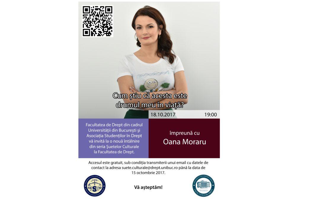 Șuete culturale la Facultatea de Drept a Universității din București