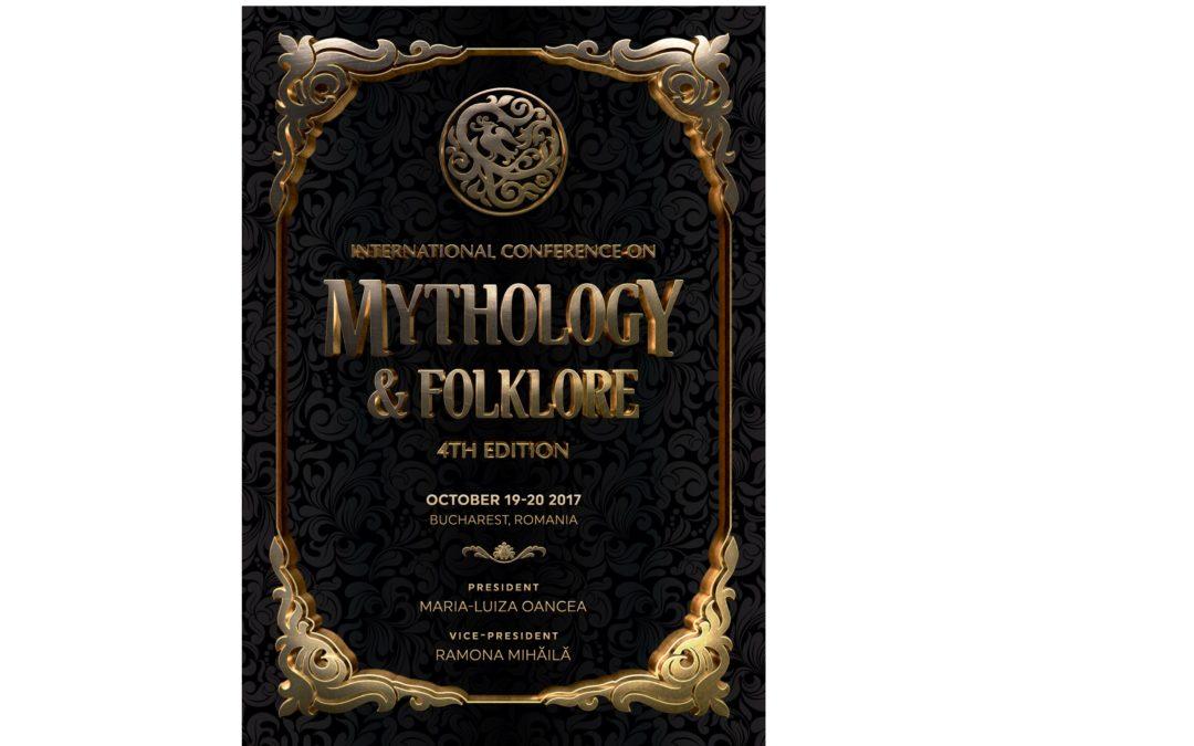 Conferința internațională de Mitologie și Folclor la Facultatea de Limbi și Literaturi Străine