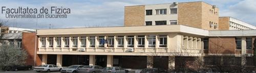 Caravana Editurii Universității din București la Facultatea de Fizică