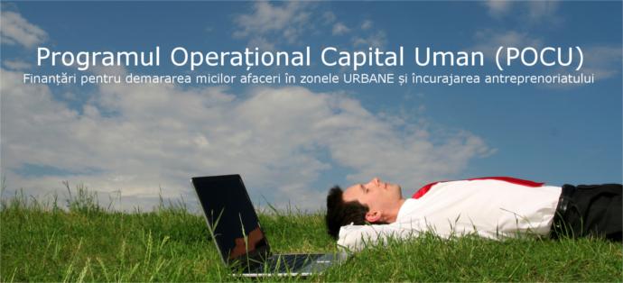 Programul Operațional Capital Uman – apel la proiecte