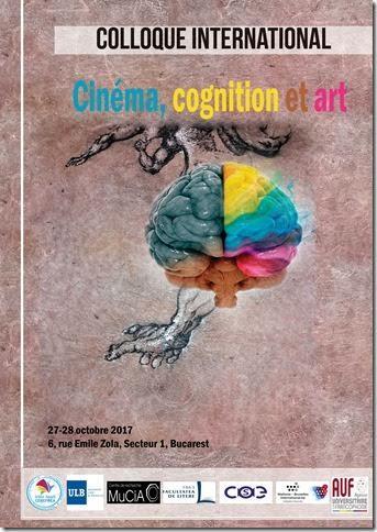 Cinema, cogniție și artă, subiectele unui colocviu internațional la Universitatea din București