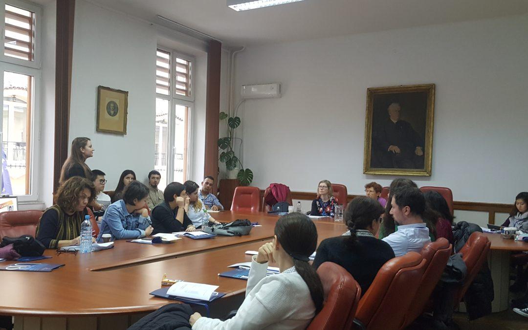 Universitatea din București, gazdă a celei de-a cincea ediții a Conferinței de Achiziție a Limbii
