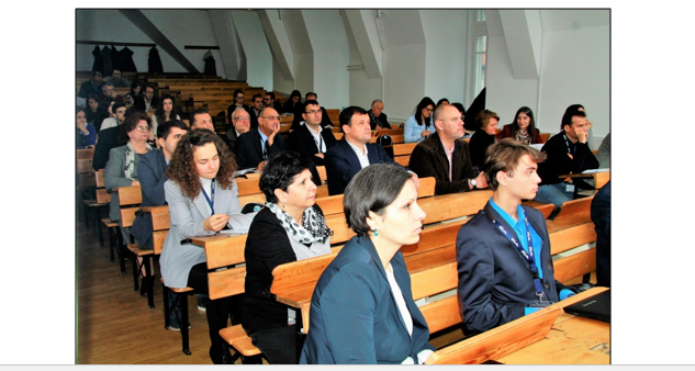 "Conferința internațională ""Geographical Sciences and Future of Earth"" la Facultatea de Geografie"