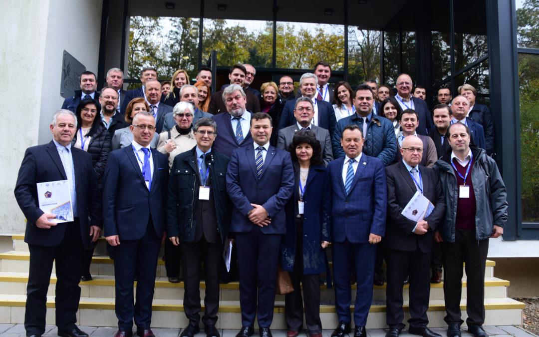 """Consorțiul """"Universitaria"""" solicită implicarea universităților membre în dezbaterile privind elaborarea noului pachet legislativ pe educație"""
