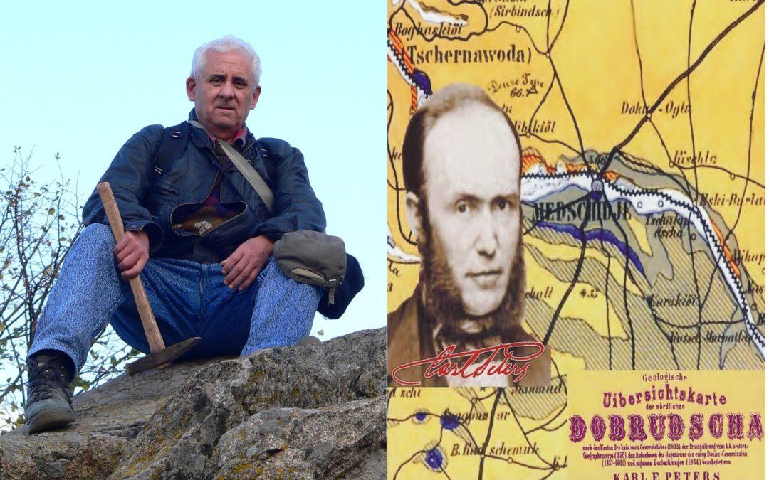 Incursiune în istoria geologiei Dobrogei – prezentare susținută de Prof. Eugen Grădinaru în cadrul Seminariilor Departamentului de Geologie